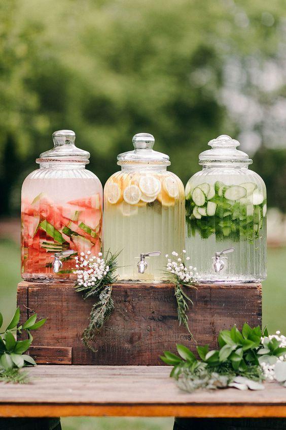 10 Gorgeous Spring Wedding Outdoor Decor #Outdoor #Wedding #Spring