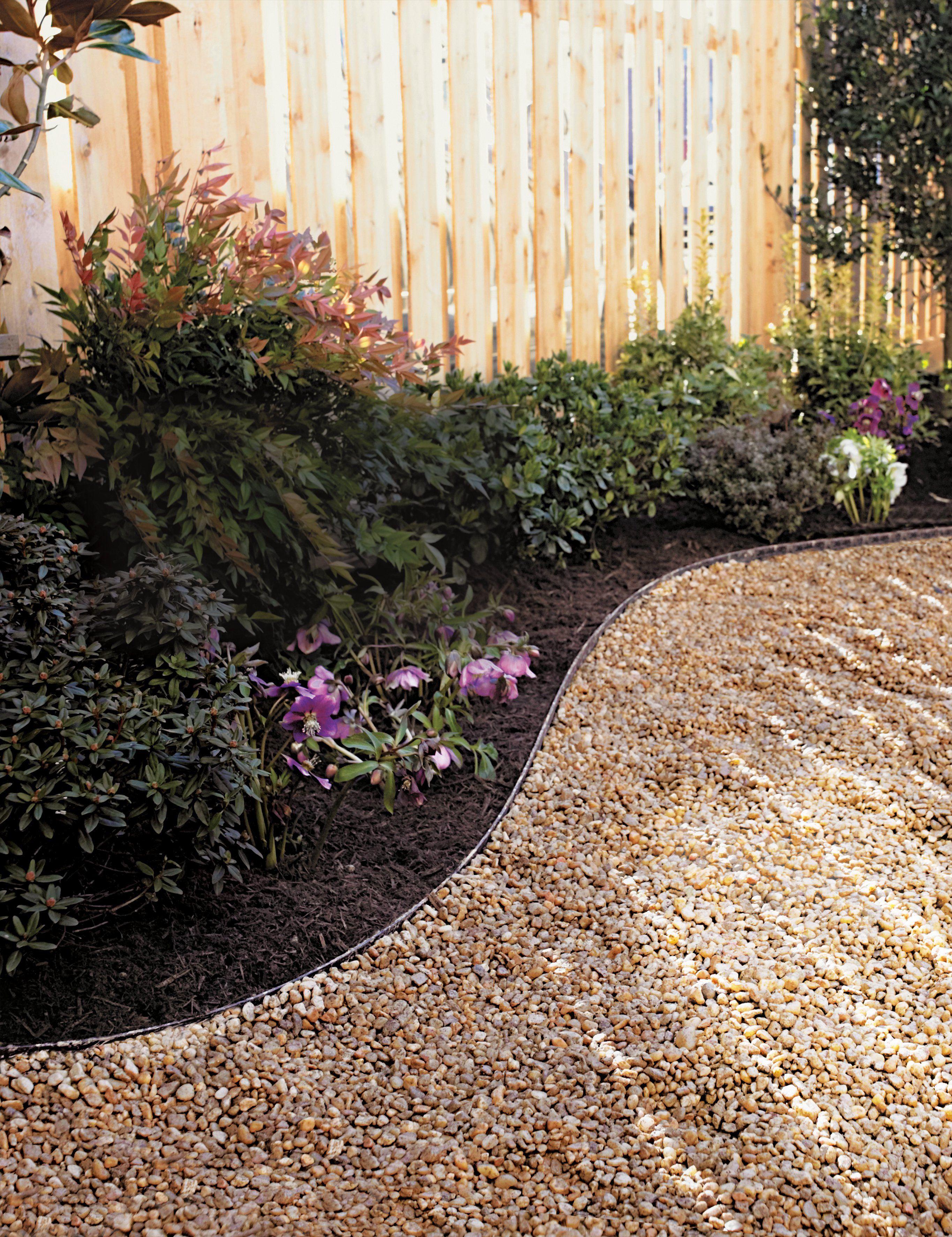 lay budget-friendly gravel