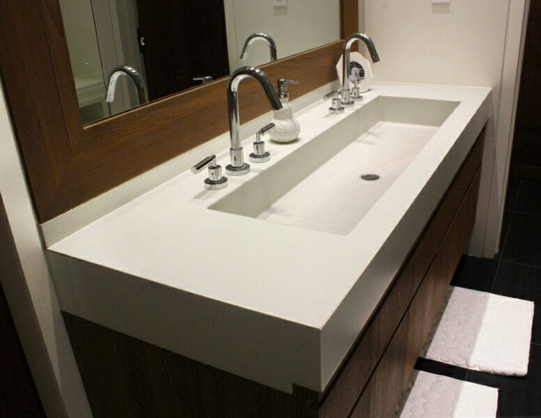 Trough Sink For Master Bedroom