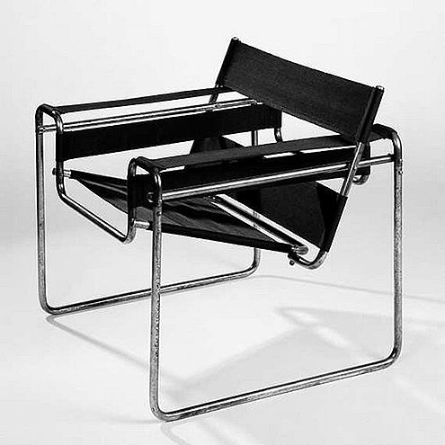 marcel breuer b3 wassily chair bauhaus Vitra