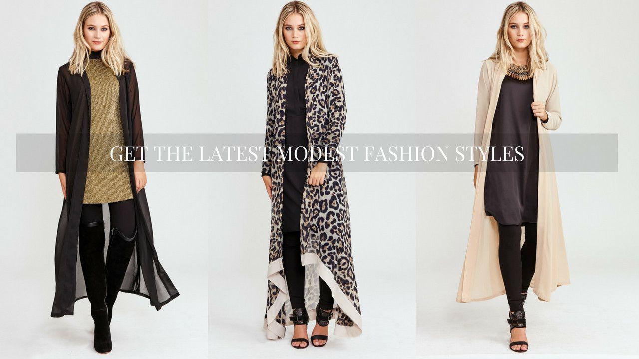 New modern dress styles - Modern Islamic Dress Style