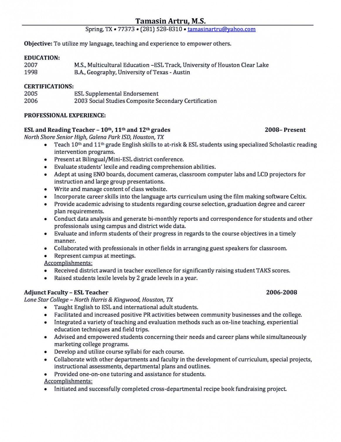 12 Authorized Advisor Resume Format Phrase 12 Legal