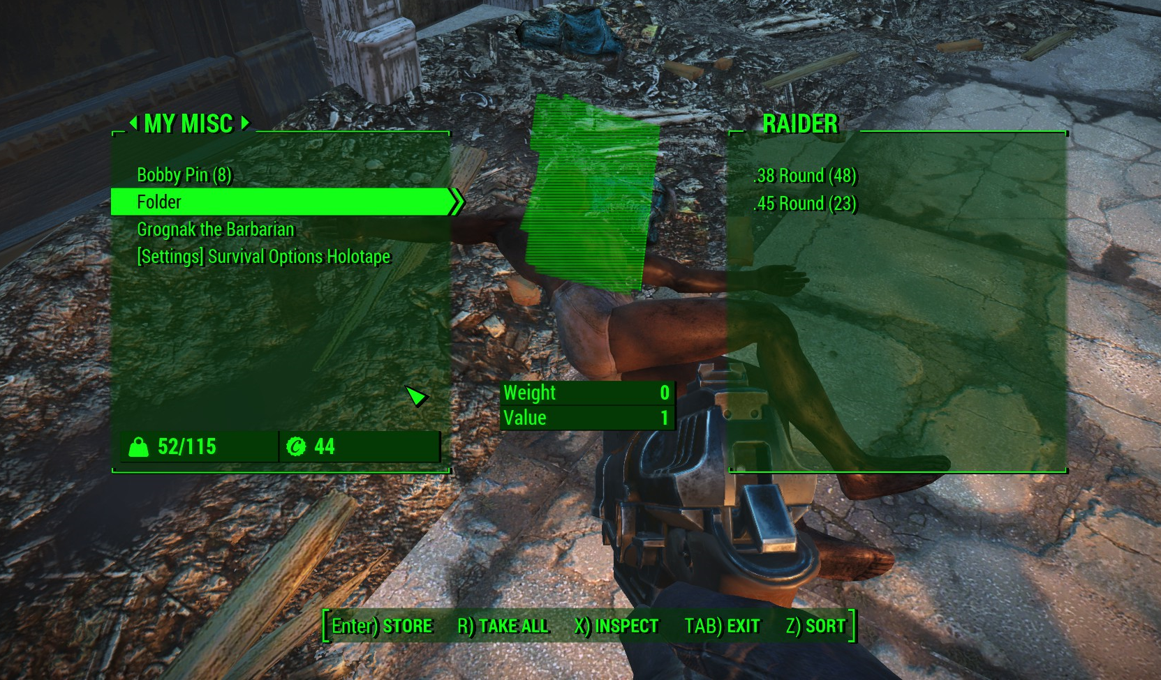 help]Inventory issues #Fallout4 #gaming #Fallout #Bethesda #games