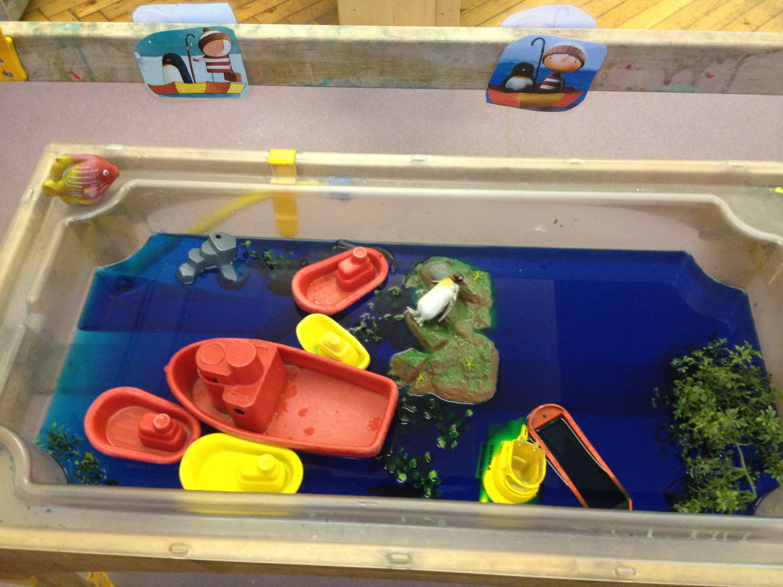 Lost And Found Small World Water Play Which Lost And