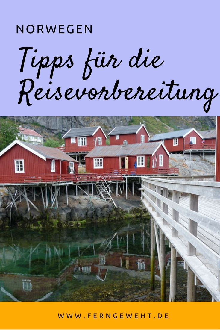 Photo of Travel preparation Norway: Tips for a round trip by car