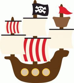 Image Result For Cute Pirate Clipart Pirate Quilt Pirate Crafts Pirate Ship