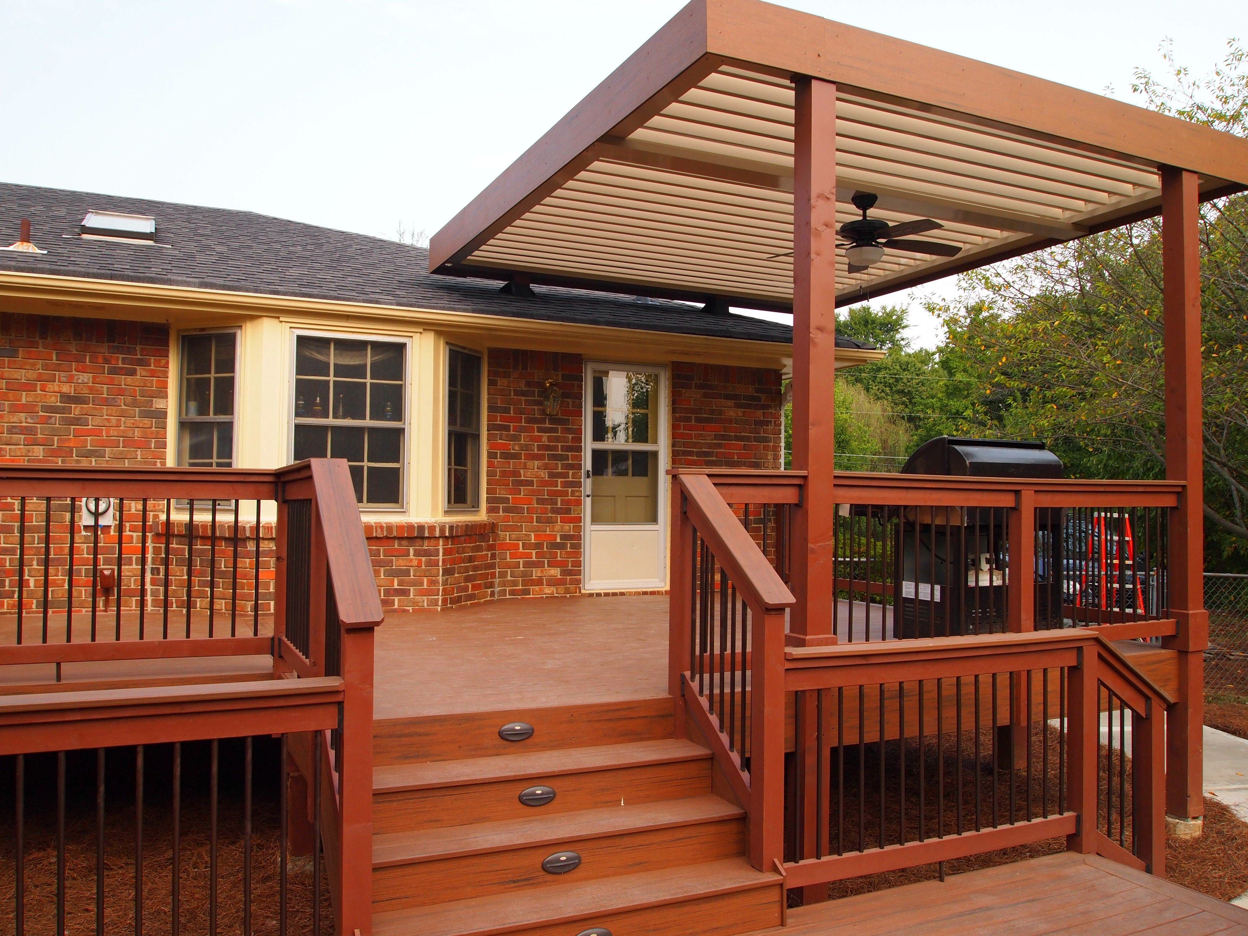 Wood Deck Plans And Ideas Simple Covered Deck Designs Ideas Patio Transition Ideas Covered Deck Designs Patio Deck Designs
