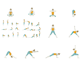 beginner yoga  peak pose yoga sequence beginner yoga