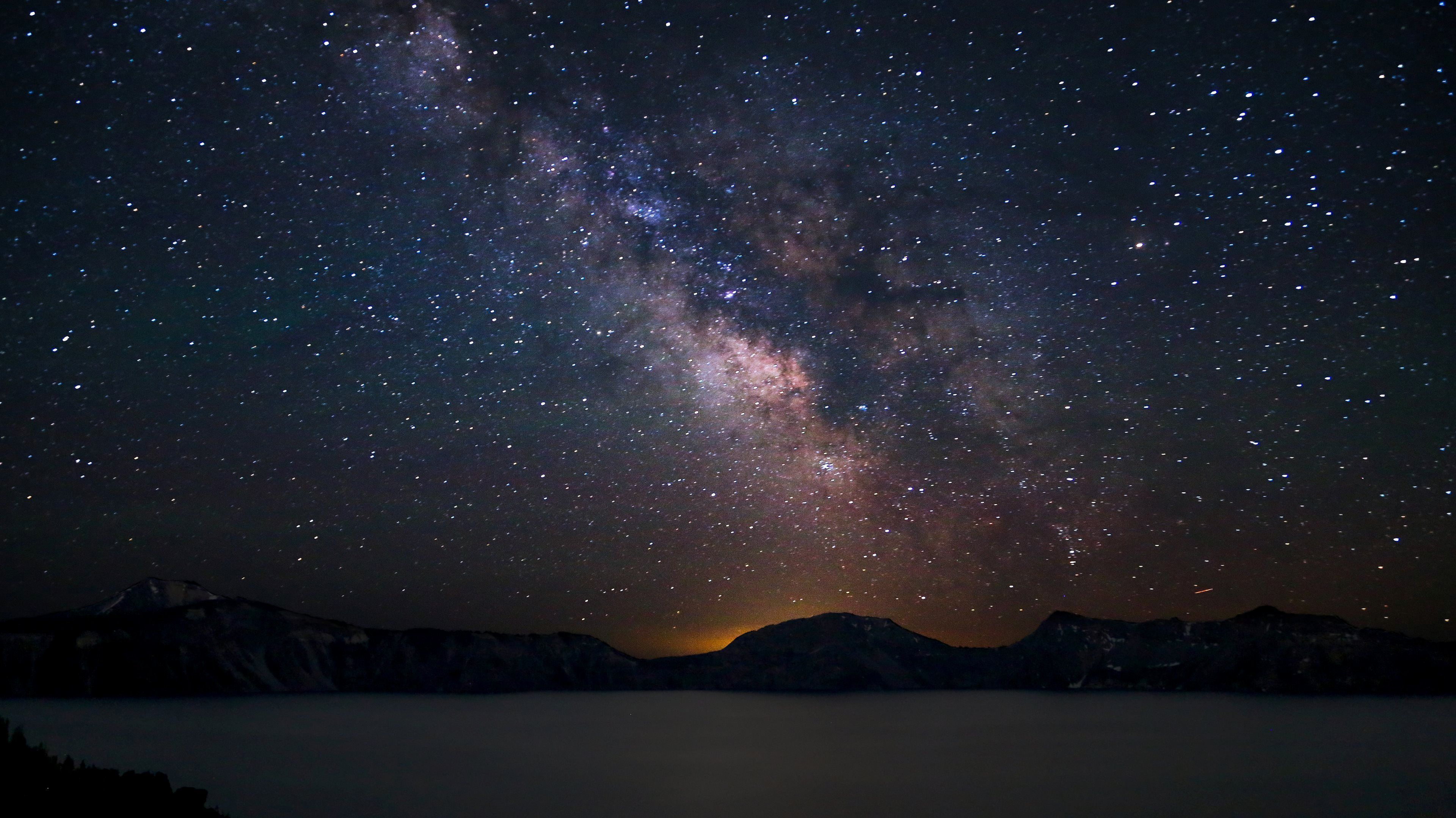 Starry Night Sky wallpaper.