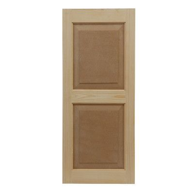 Shutters By Design Raised Panel Cedar Shutter Single Cedar Shutters Raised Panel Shutters Shutters