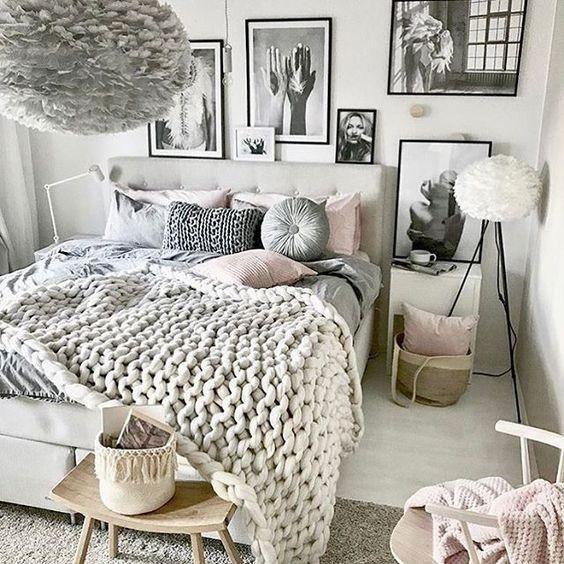 Badezimmer: Egal welche Größe, so machst du es schön! #bedroomdesignminimalist