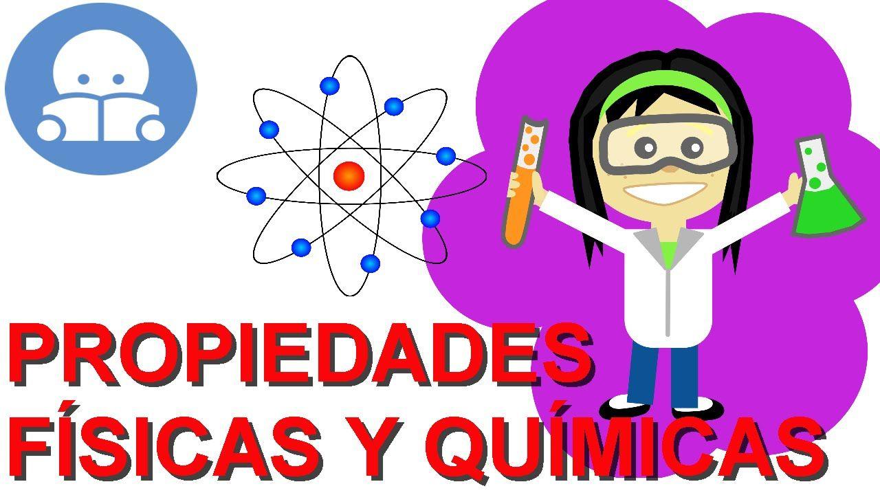 Propiedades fisicas y químicas | la materia | Pinterest | Tareas