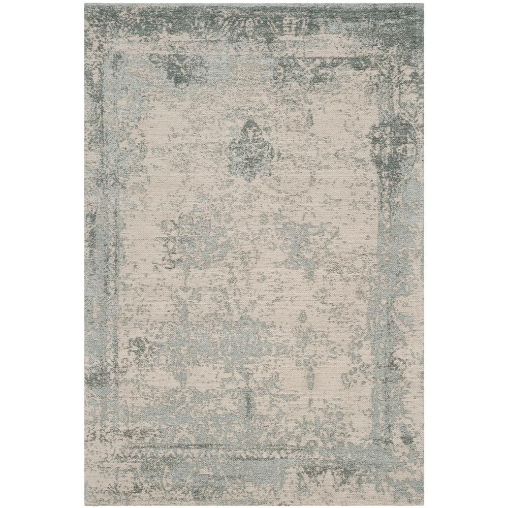 Photo of Safavieh Classic Vintage Sand 5 ft. x 8 ft. Area Rug-CLV125K-5 – The Home Depot
