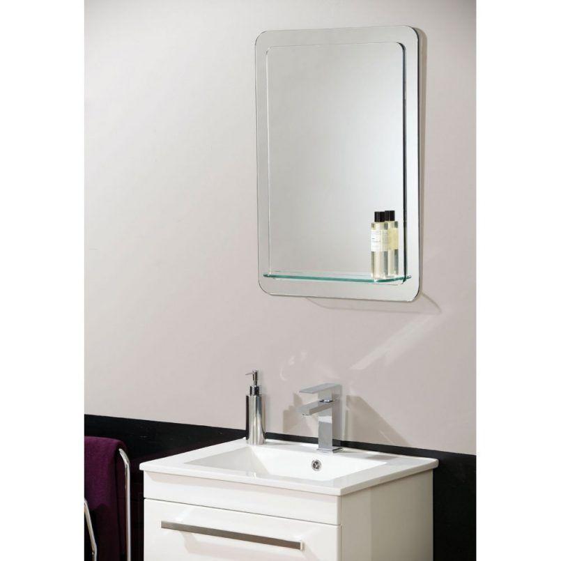 Bathroom Decorative Bathroom Mirrors White Bathroom Mirror With Shelf Polished Chr Decorative Bathroom Mirrors White Bathroom Mirror Bathroom Mirror With Shelf