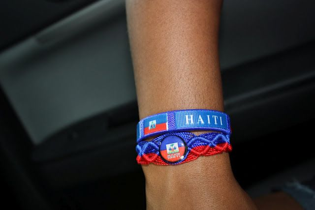 major Haiti wrist action
