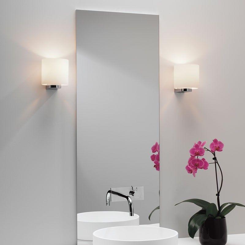 Siena wall light round lighting direct bathroom
