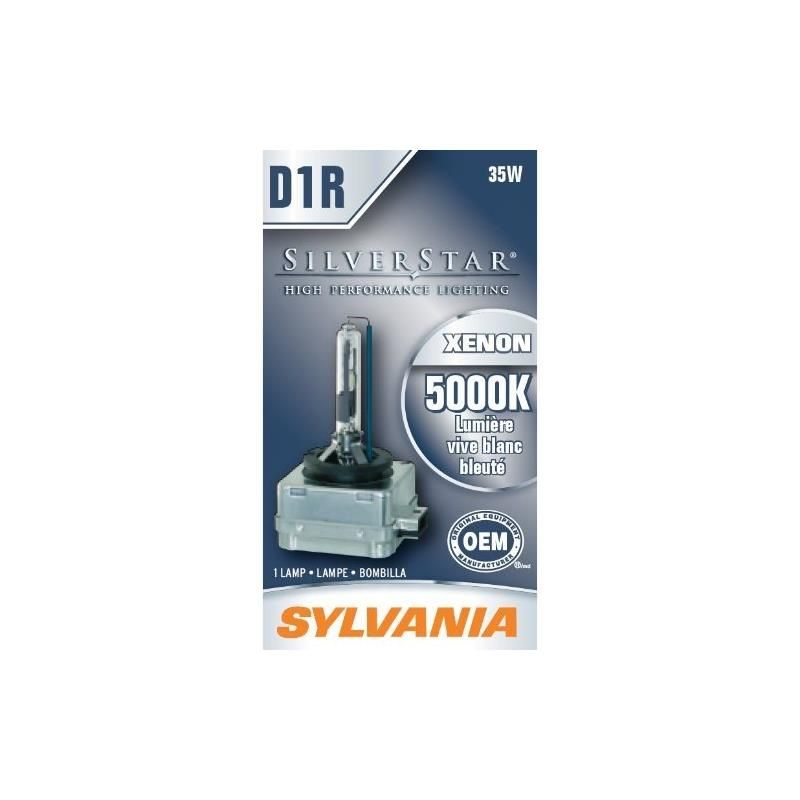 Sylvania Hid Silverstar Lamps Feature An Intense 5000 Kelvin Blue White Light That Meets All Oem Specifications For Hid And Is Within Bulb Sylvania White Light