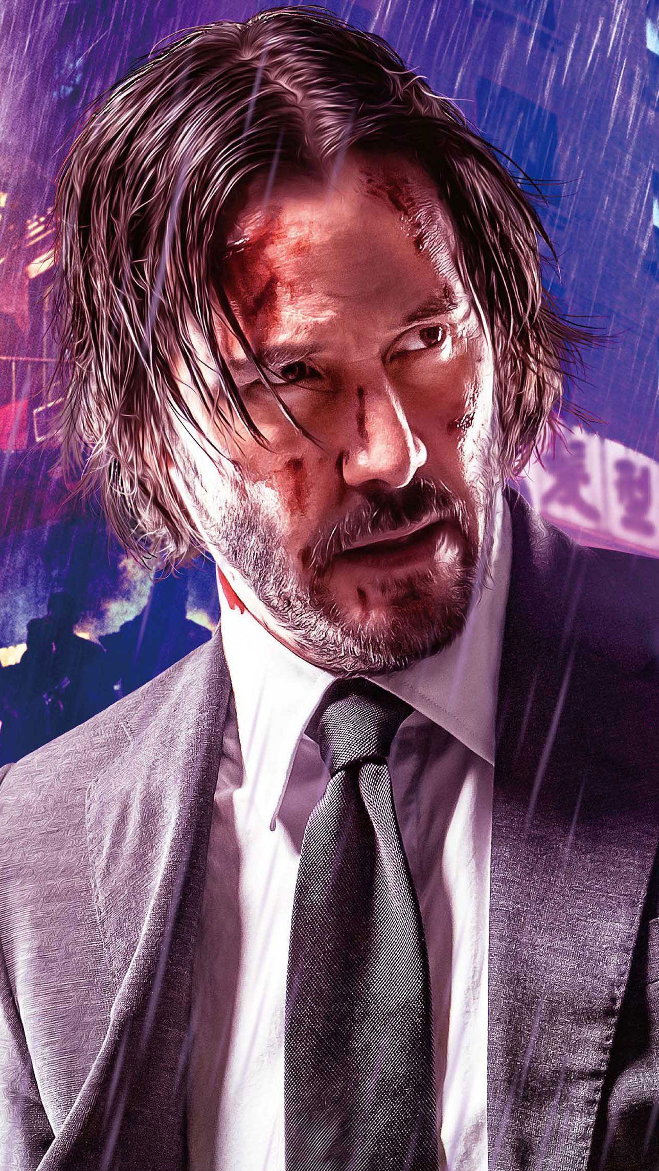 John Wick C3 Movie Wallpaper Keanu Reeves John Wick John Wick Movie John Wick Tattoo