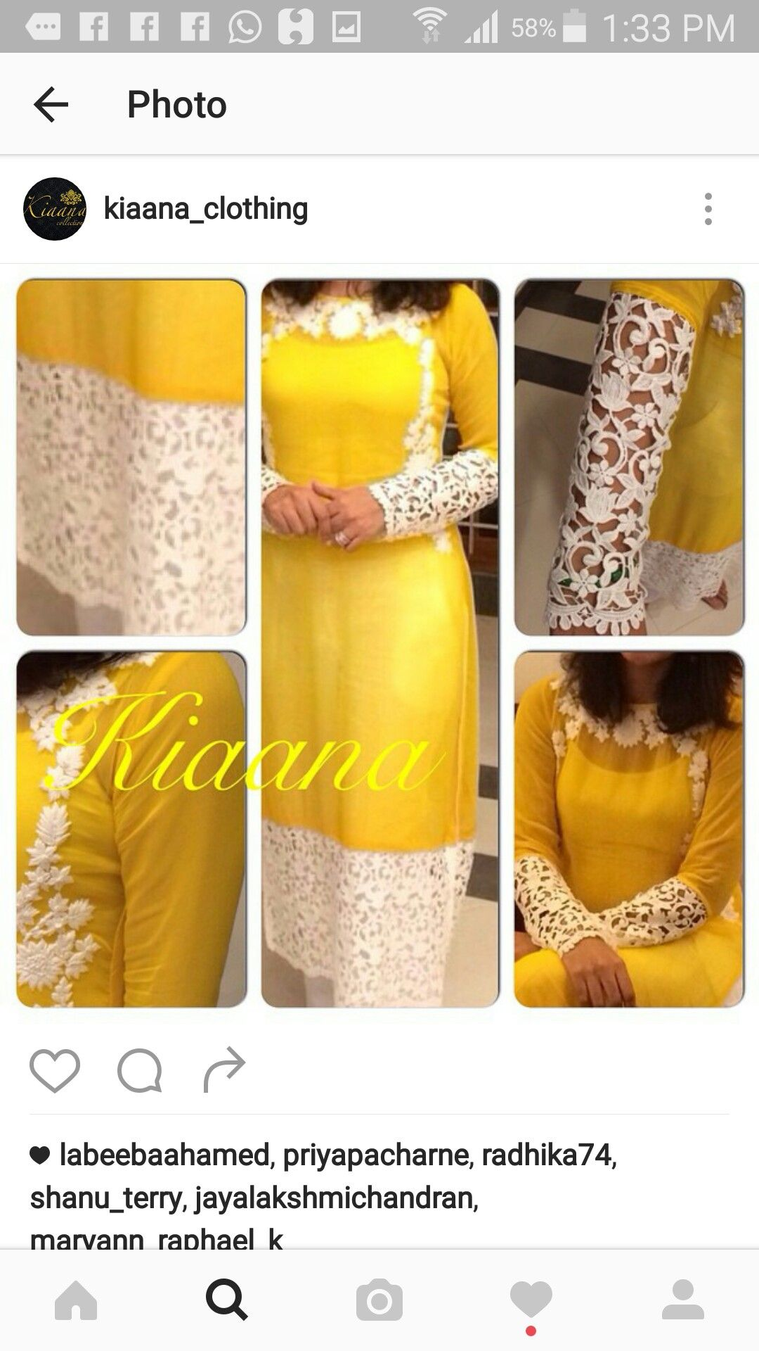93c4f21dee3 Whatsapp +919646916105 Royal Threads Boutique. Find this Pin and more ...