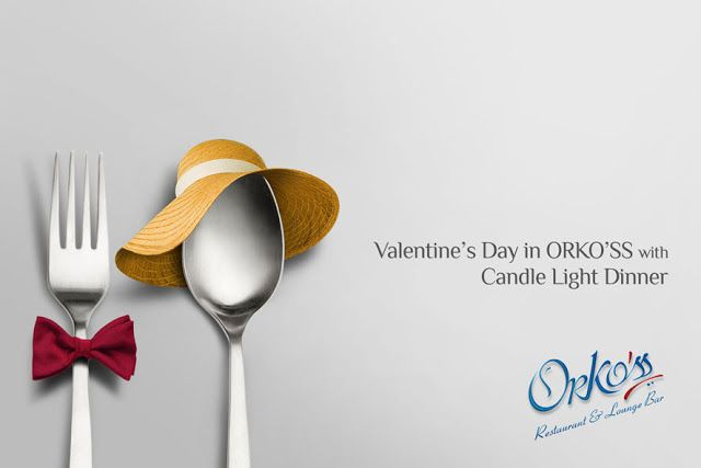 Mind Blowing Resources 30 Mind Blowing Valentines Day Advertisements Ads Creative Creative Advertising Restaurant Advertising