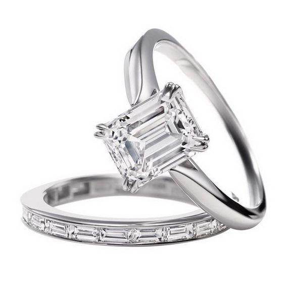 Harry Winston Diamond Engagement Rings for Women