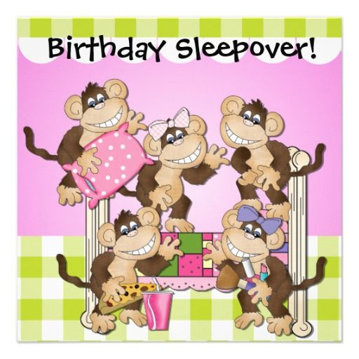 =>>Cheap          Little Monkeys Birthday Sleepover Invites           Little Monkeys Birthday Sleepover Invites This site is will advise you where to buyDeals          Little Monkeys Birthday Sleepover Invites please follow the link to see fully reviews...Cleck Hot Deals >>> http://www.zazzle.com/little_monkeys_birthday_sleepover_invites-161871511142507392?rf=238627982471231924&zbar=1&tc=terrest
