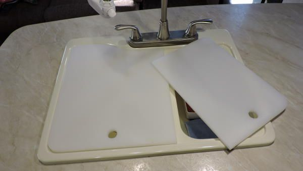 sink cover jayco rv owners forum