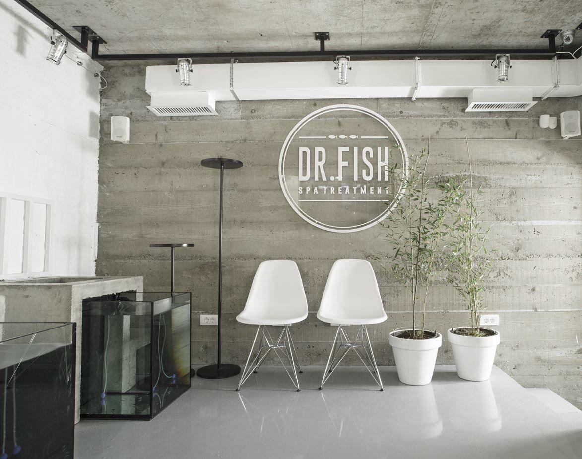 Dr.Fish Spa - Picture gallery