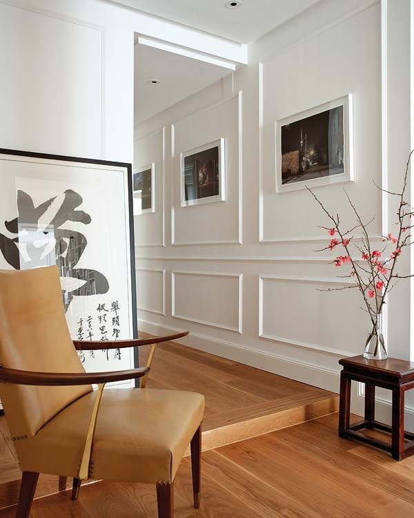 Modern Walls Architectural Trim Work