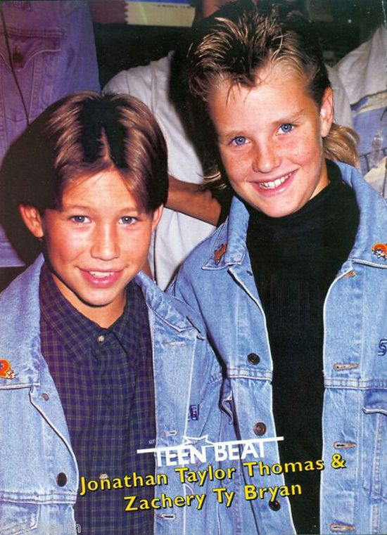 Then and Now: '90s Favorites JTT and Zachery Ty Bryan | Remember