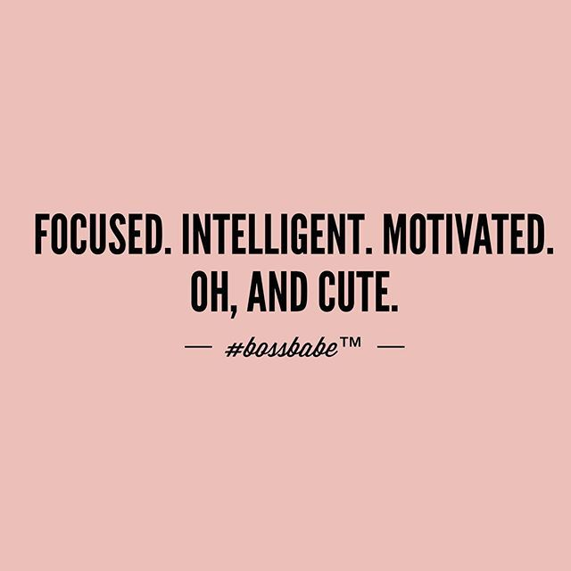 Alluring Queen Cute Girl Images With Quotes: Who Is Feeling Cute This #Friday? Join The #Bossbabe