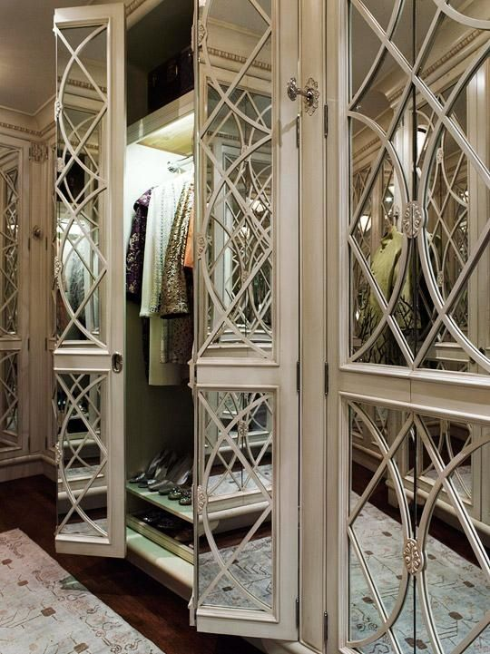 Oh So Pretty The Most Beautiful Closet Doors Ever Home