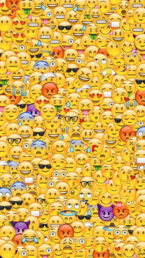 Fondos De Pantalla Emojis In 2020 Emoji Wallpaper Iphone Emoji Wallpaper Cute Emoji Wallpaper