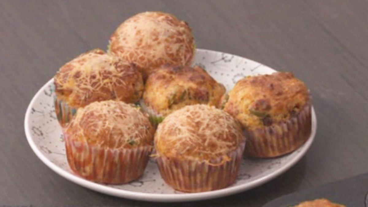 Przepis Na Wytrawne Wloskie Babeczki Kuchnia Recipe Breakfast Food Muffin