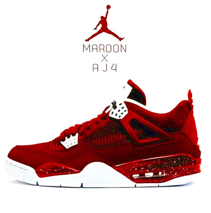 f3f5c74efa99 Maroon 4 s Jordan Shoes For Girls