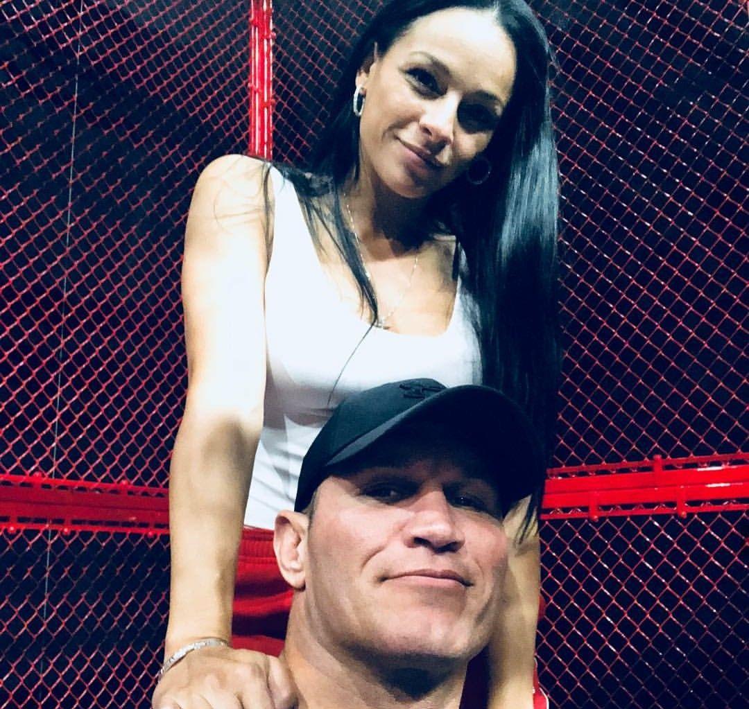 Randy Kim Orton Randy Orton Wwe Couples Wwe Superstars