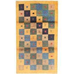 Gabbeh Persisch Teppich 103x180 Orientalischer Teppich