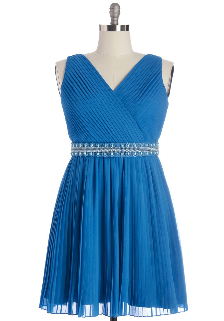 Glitz and grandeur dress in aquamarine tonights fancy fte is the