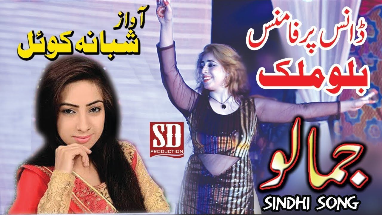 Sindhi Song Gauo jamalo  Singer shabana koyal   Billo Malik