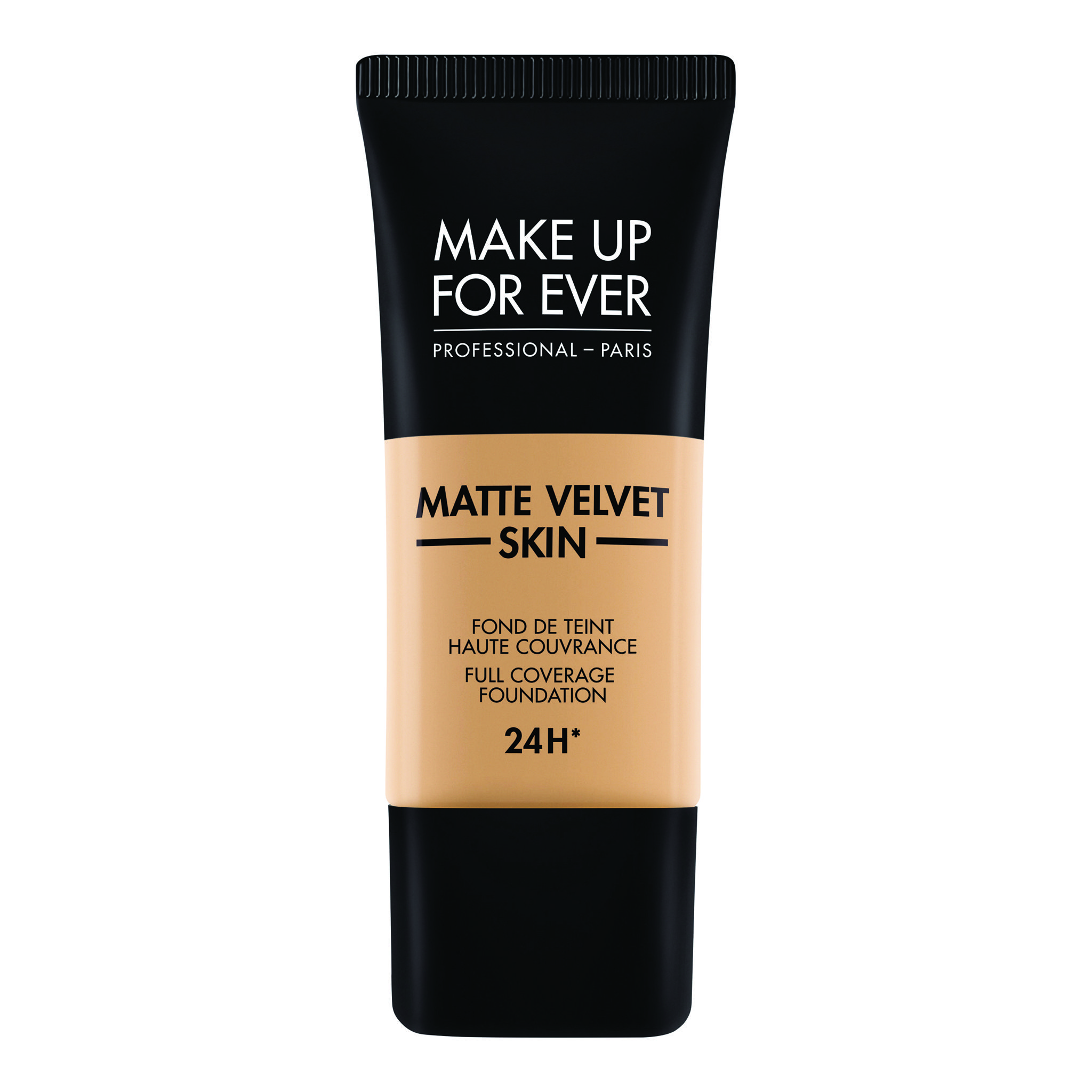 Breathable, fullcoverage foundation with a lifelike matte