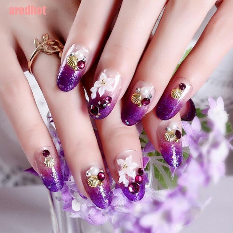 Tổng hợp 100+ mẫu nail đính đá sang chảnh cuốn hútMẫu nail đính đá sang trọng được nhiều quý cô ưa chuộng