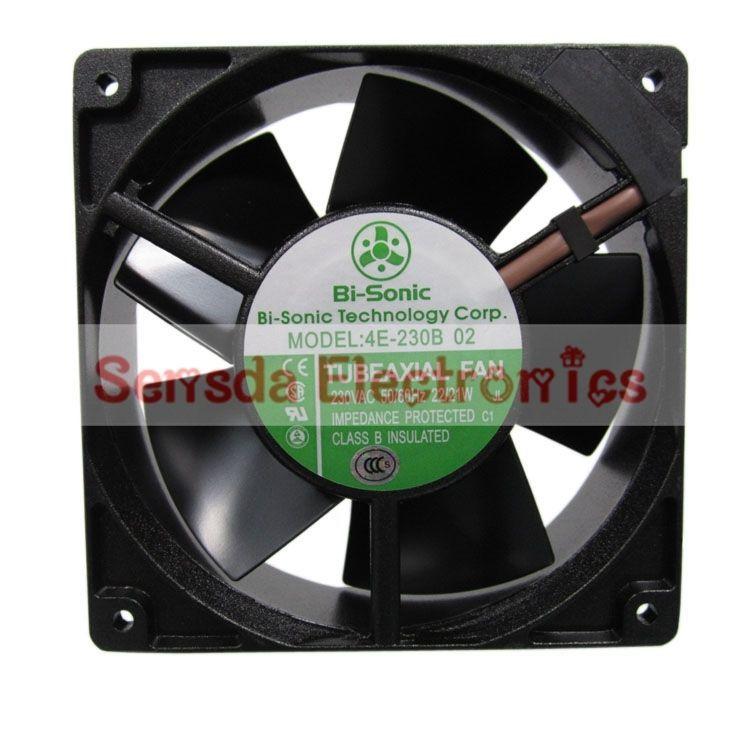 Bi Sonic 4e 230b 12038 12cm 230v 22 21w Metal Frame Industrial