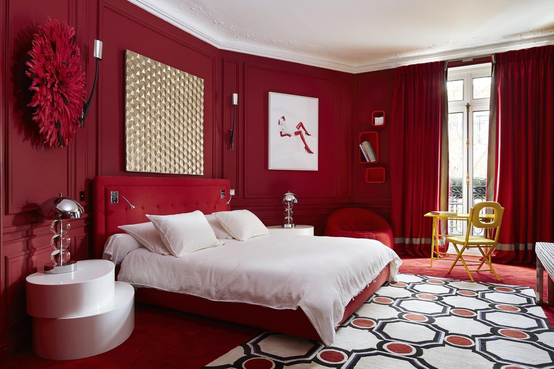 El dormitorio principal  - AD España, © Francis Amiand