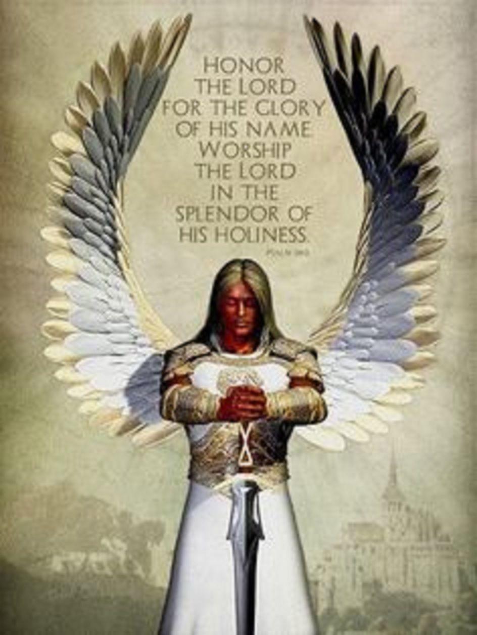 Warrior Angels Of God | www.pixshark.com - Images ...