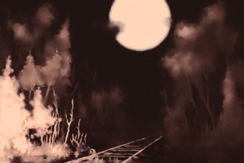 Moon Rail by NMatychuk.deviantart.com on @deviantART ...