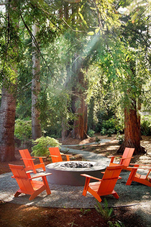 Scott lewis landscape architecture woodland modern home for San francisco landscape architecture