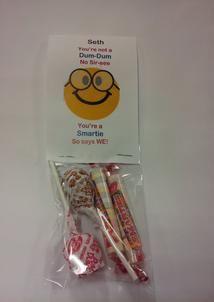 Personalized Teacher Gift Teacher Gifts Gifts for Teacher Teacher Candy Lei Gift for Math Teacher Teacher Candy