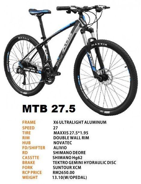 af07a8e0783 Tyre size 27.5