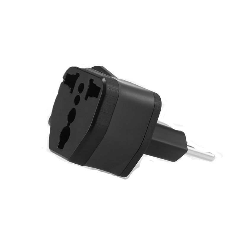 Remax Universal EU US UK to US/UK/EU Travel Power Plug Charger Adapter Converter  Specifications: Brand Name: REMAX Model Number: Elite Series Adaptor Type: Extension Socket Grounding: Standard Grounding Rated Voltage: 220V-250V Rated Current: 10A Application: Residential / General-Purpose Plug: UL/EU/UK Plug Output: 250V- 10A (max) Power: 1000W (max) LED light: None Working Temperature: less than 60 Warranty: 1 Year Keyword: Universal Socket Life: 25000 hrs Package Contents: 1 x Remax…