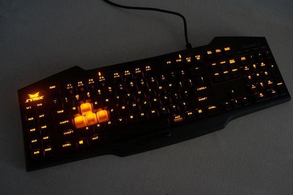 103958034ff ASUS STRIX Tactic Pro Gaming Keyboard   Tech toys   Keyboard, Gaming ...